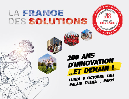 La France des solutions 200 ans d'innovation et demain